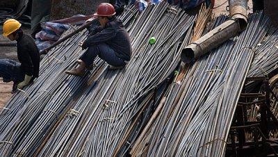 Steel and Iron Inventories Have Been Decreasing