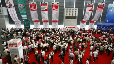wire & Tube China 2012 Promotions in Full Gear