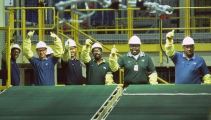 Costs Pushing U.S. Metal, Chemical Makers Homeward
